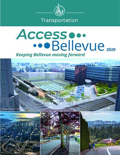 Access Bellevue Mailer Cover