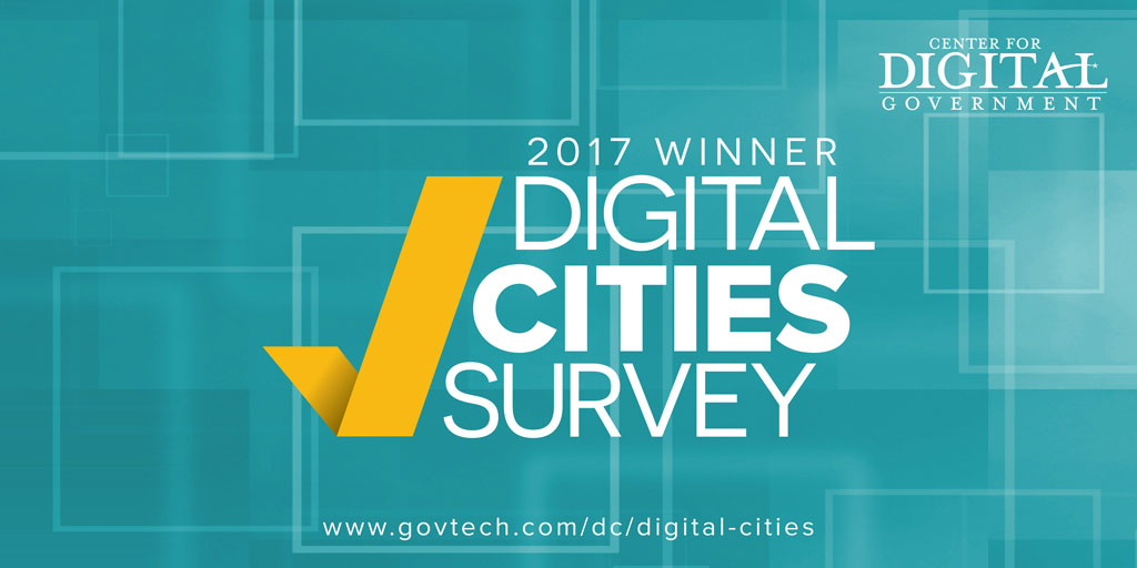 2017 Digital Survey Award