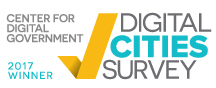 Digital Cities Survey 2017 Award