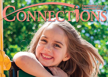 Image of Connections brochure cover