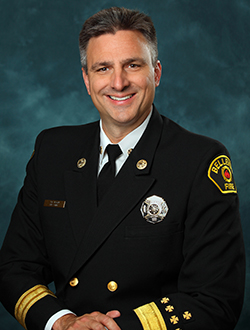 image of Fire Chief Jay Hagen