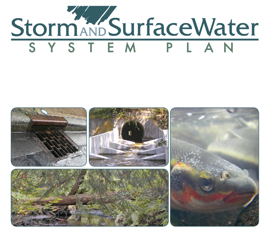 Storm and Surface Water System Plan
