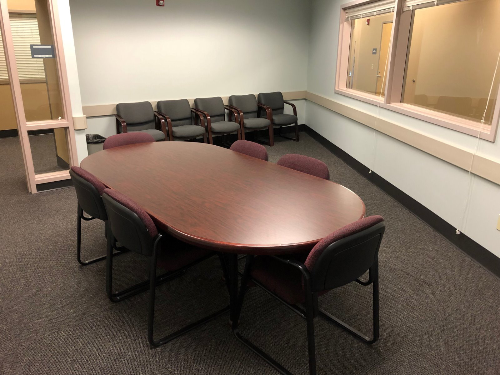Crossroads Community Center - conference room