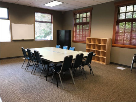 Highland Community Center's Resouce Room