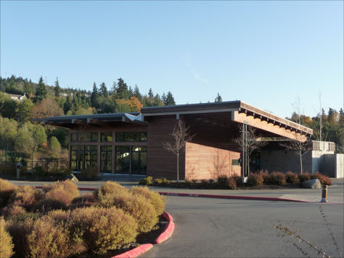 Lewis Creek Visitor Center