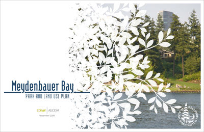 Cover of Meydenbauer Bay Master Plan