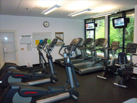 North Bellevue Community Center Fitness Center