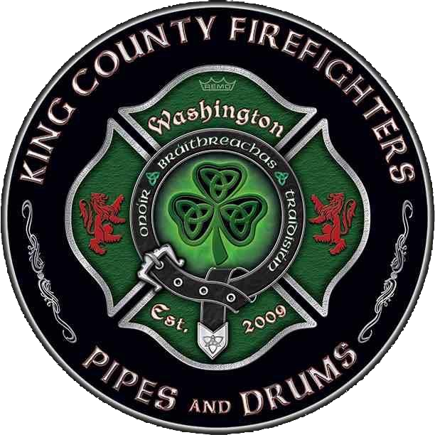 Pipe and Drums Logo