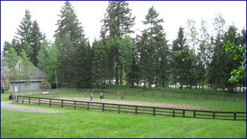 Robinswood Park's Off-Leash Corral