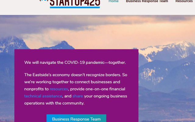 (re)STARTUP425 home page