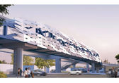 Eastrail NE 8th overcrossing concept