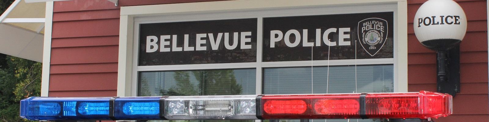 Report a Crime Online | City of Bellevue