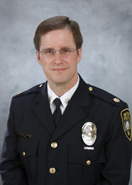 Assistant Chief of Police Patrick Arpin