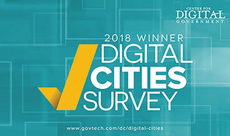 ITD 2018 Digital Cities Survey Winner