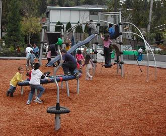 image of playground project
